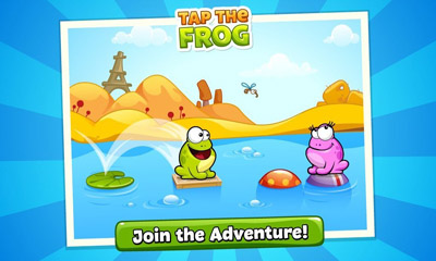 Arcade Tap The Frog for smartphone