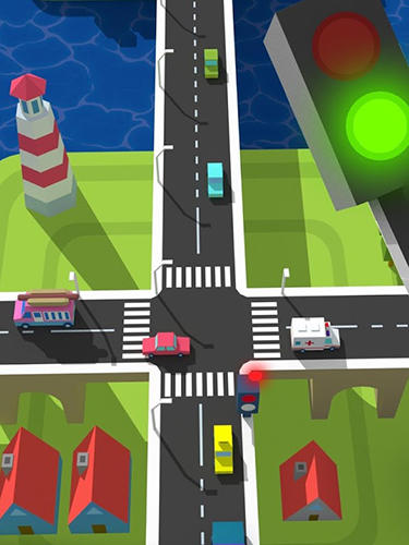 Traffic rush 3D for Android