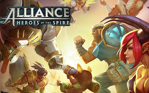 Alliance: Heroes of the spire Screenshot