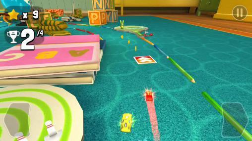 Spiele für Jungs Magic kinder: Race auf Deutsch