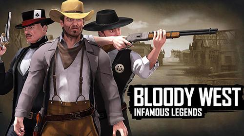 Bloody west: Infamous legends screenshots