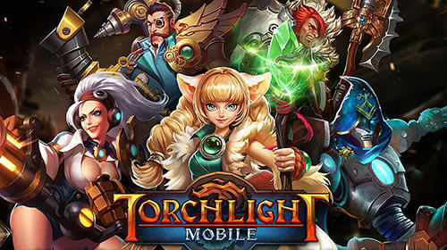 Torchlight mobile ícone