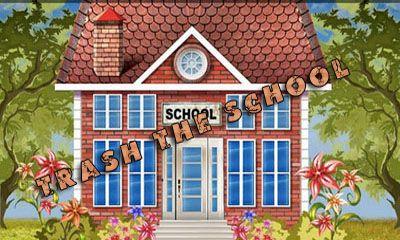 Trash the school capture d'écran 1