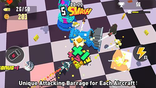 Aero smash: Open fire для Android