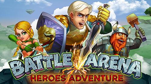 Battle arena: Heroes adventure. Online RPG Screenshot