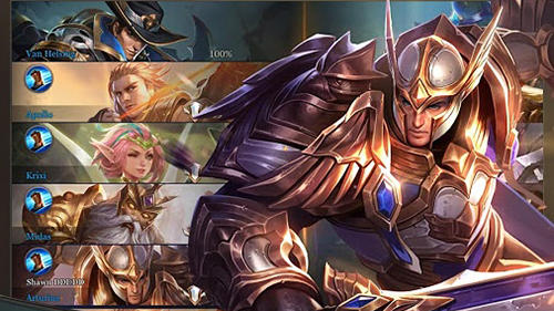 Realm of valor für Android