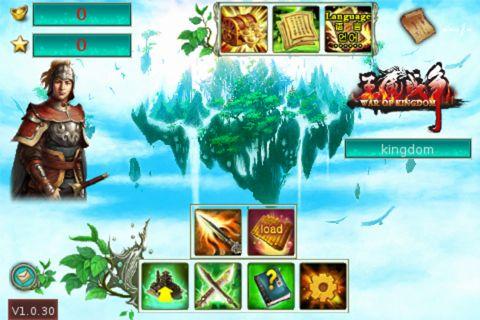 Jogos RPG: faça o download de Guerra do Reino para o seu telefone