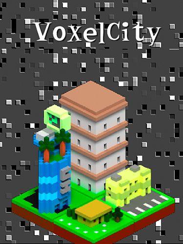 logo Voxel city