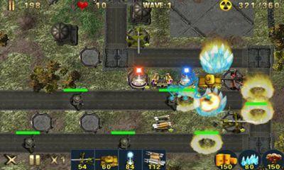 Estrategias Tank Defense para teléfono inteligente
