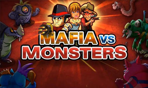 Mafia vs monsters capture d'écran