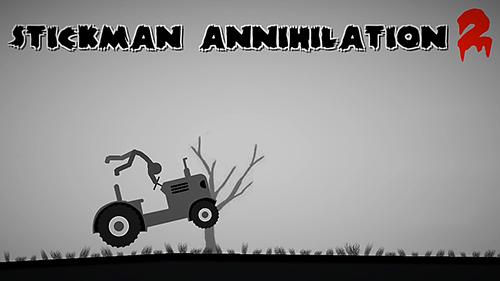 Stickman dismount 2: Annihilation Screenshot