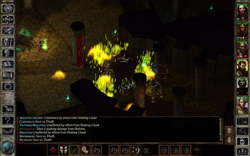 Icewind dale: Enhanced edition for iPhone