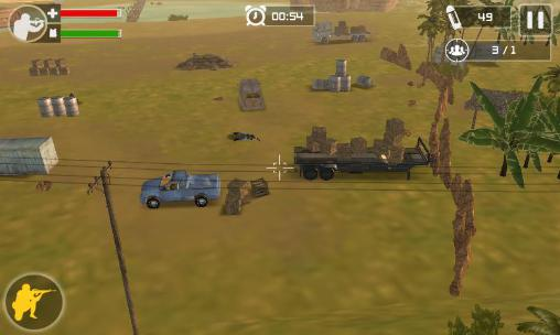Action The mission: Sniper for smartphone
