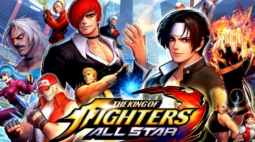 The king of fighters: Allstar screenshots