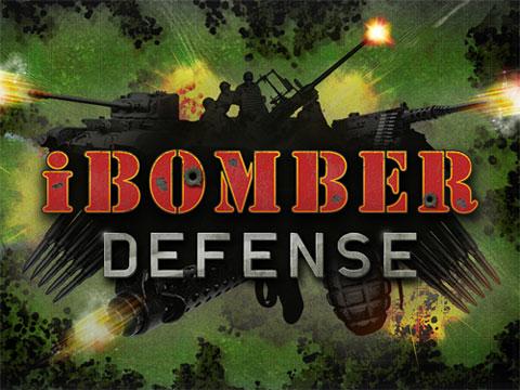логотип Бомбардировщик: Оборона