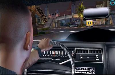 Screenshot Gangster in Las Vegas auf dem iPhone