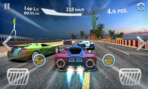 Sports сar racing para Android