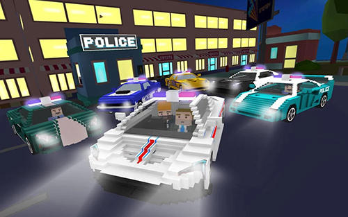Blocky city: Ultimate police 2 für Android