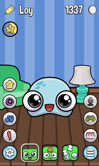 Arcade Loy: Virtual pet game für das Smartphone