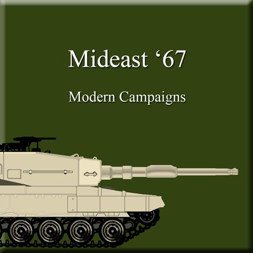 Modern Campaigns - Mideast '67 icono