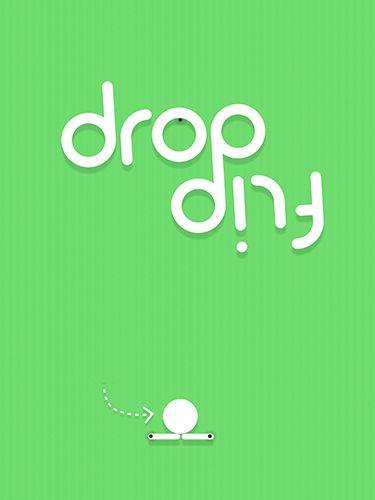 logo Drop Flip