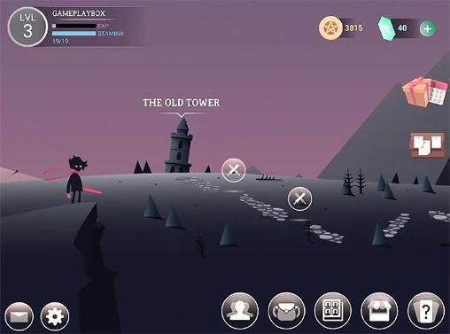 Monster mountain en français