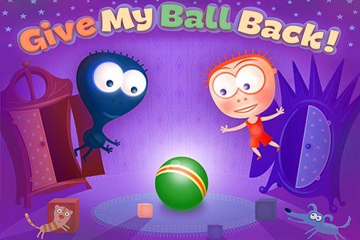 logo Give my ball back
