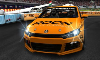 Racing Race of Champions for smartphone
