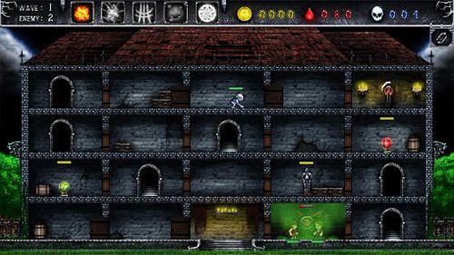 Screenshot Sybil: Schloss des Todes auf dem iPhone