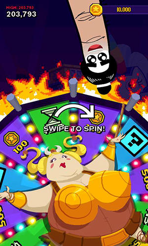 Arcade-Spiele Super monsters ate my condo! für das Smartphone