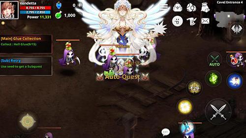 NTales: Child of destiny Screenshot