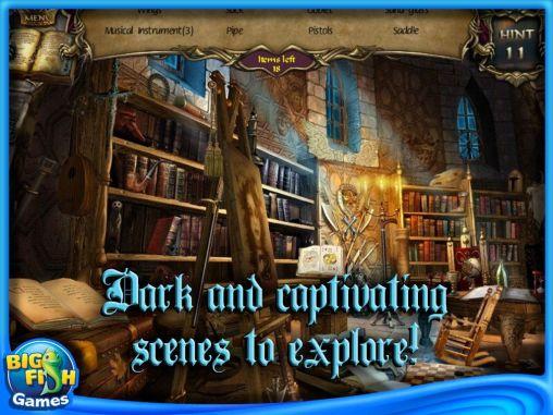 Abenteuer-Spiele Echoes of the past: Royal house of stone für das Smartphone