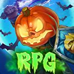 Battle arena: Heroes adventure. Online RPG Symbol