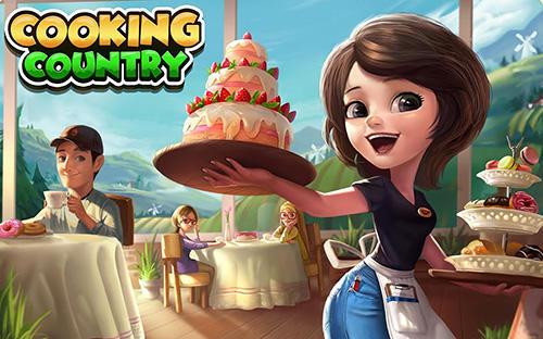 Cooking country: Design cafe captura de pantalla 1