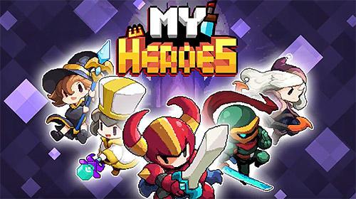 My heroes: Dungeon adventure captura de pantalla 1