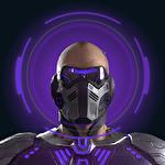 アイコン Cyberhero: Multiplayer turn-based cyberpunk RPG