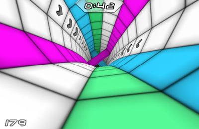 Les Courses de Tunnel 2 pour iPhone gratuitement