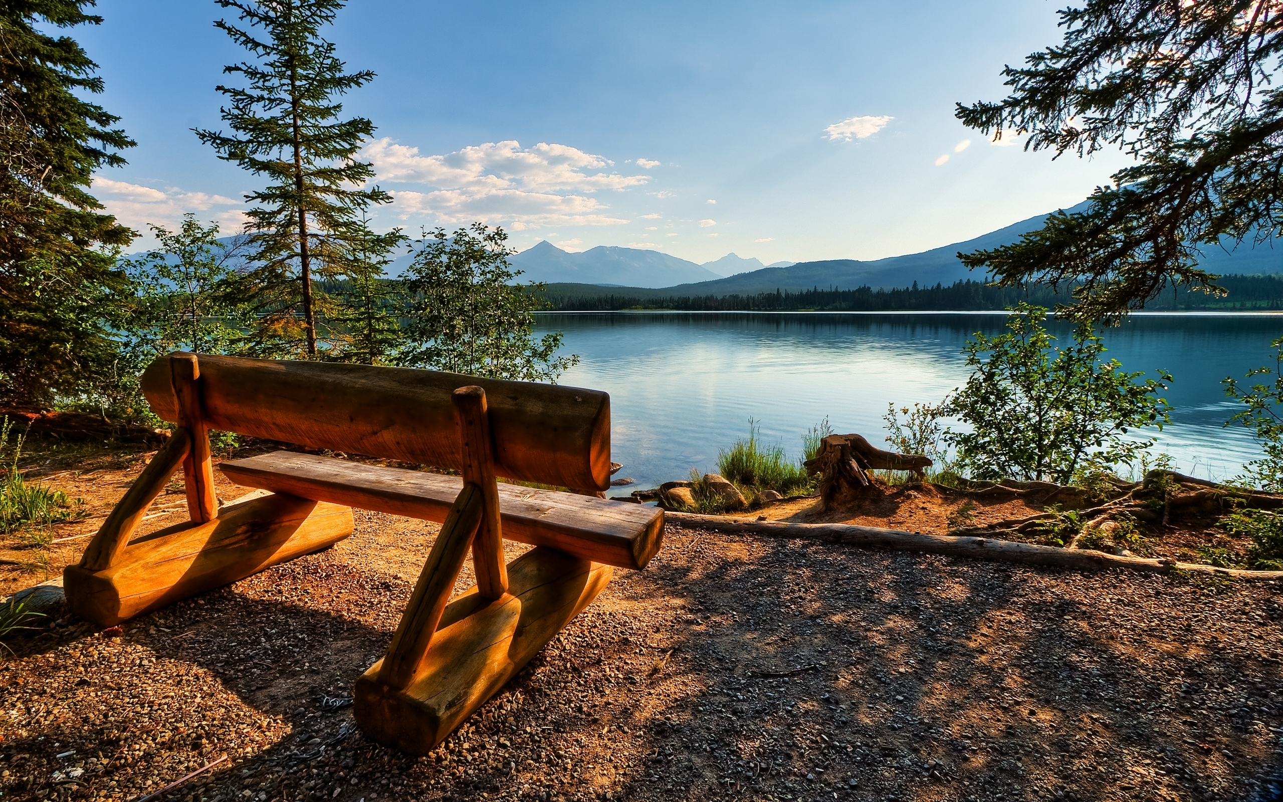 43752 download wallpaper Lakes, Landscape, Nature screensavers and pictures for free