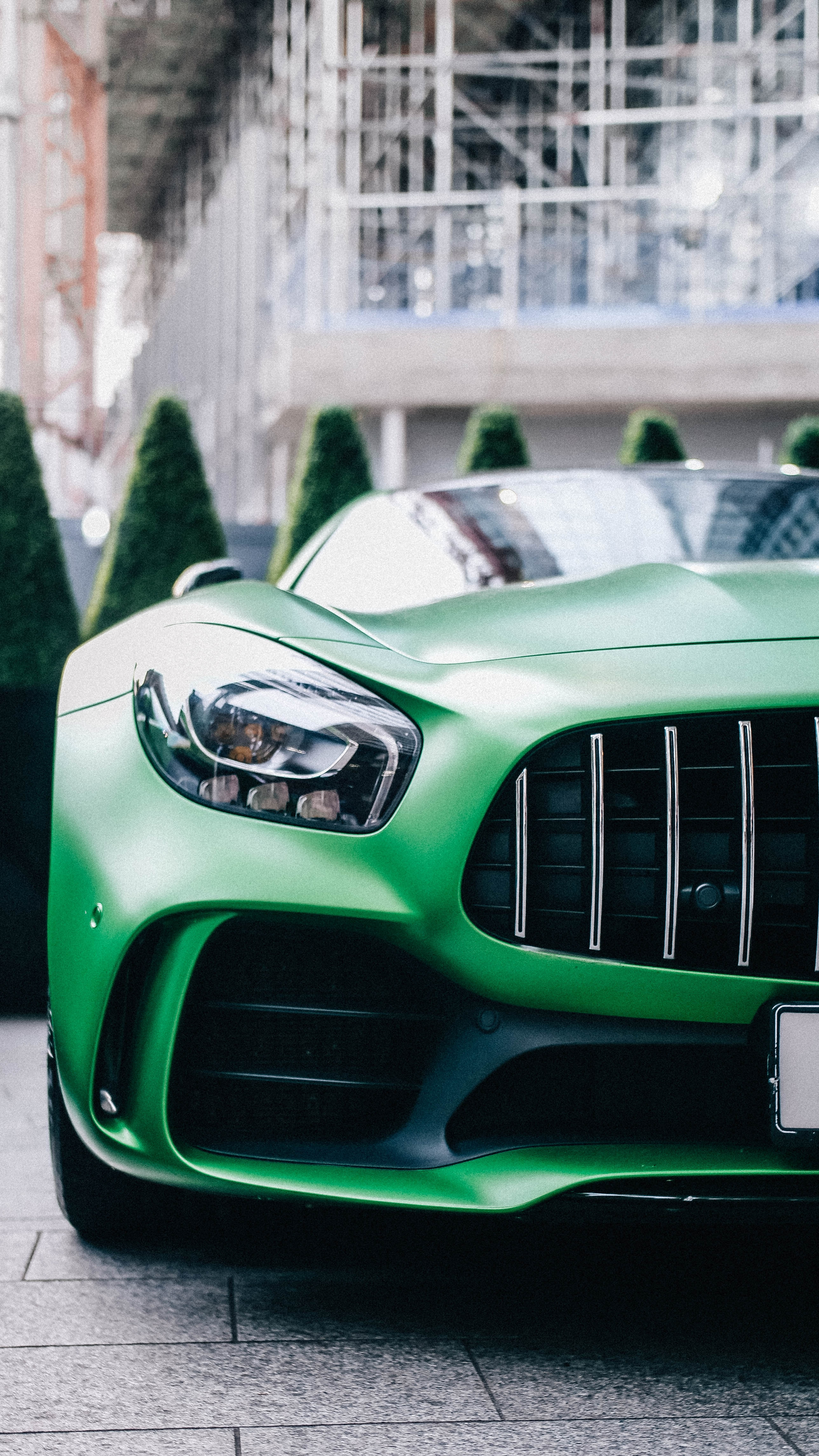 112052 free wallpaper 2160x3840 for phone, download images Sports, Cars, Car, Front View, Machine, Sports Car, Supercar 2160x3840 for mobile