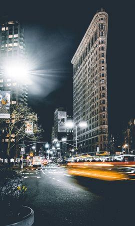 67510 descargar fondo de pantalla Calle, Urbano, Tráfico, Movimiento, Transporte, Edificio, Ciudades: protectores de pantalla e imágenes gratis