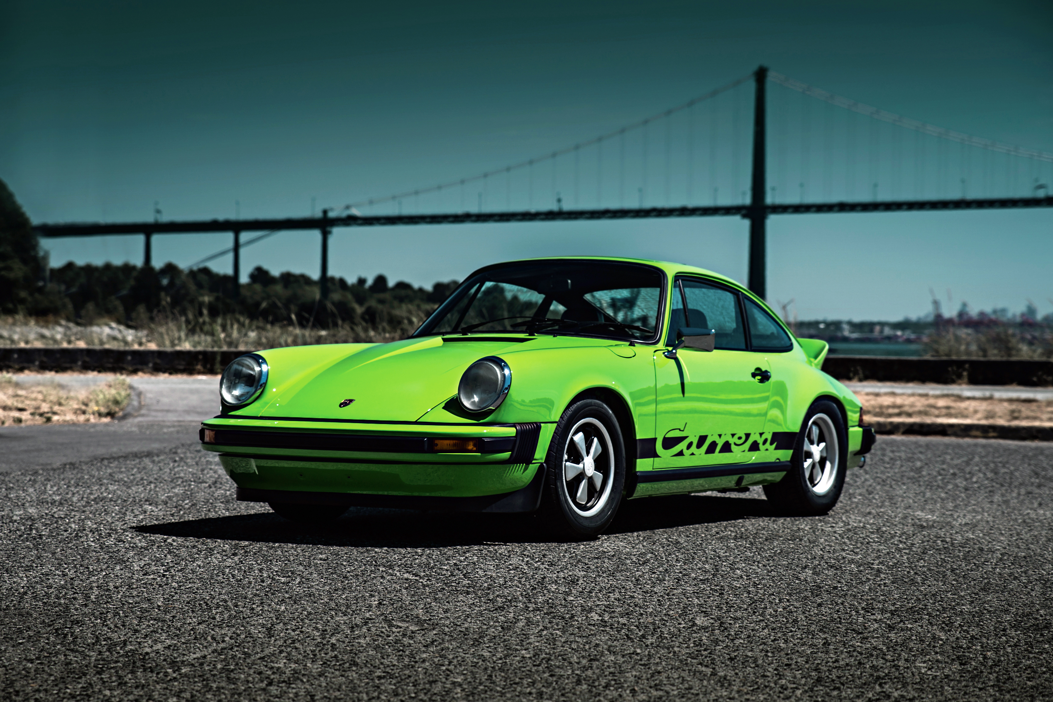 140537 Screensavers and Wallpapers Porsche for phone. Download Porsche, Cars, Side View, 911, Carrera, 1974 pictures for free