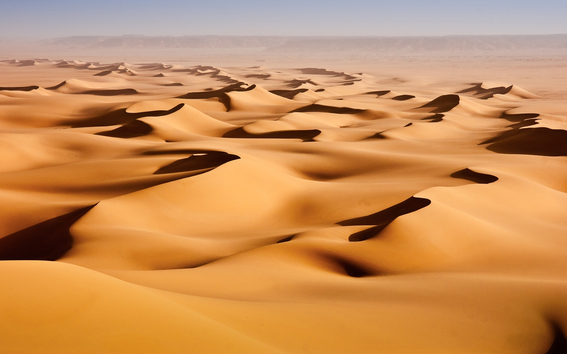23957 download wallpaper Landscape, Sand, Desert screensavers and pictures for free