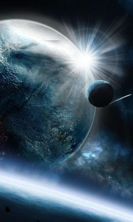 84837 Protetores de tela e papéis de parede Planetas em seu telefone. Baixe Asteróides, Velocidade, Acertar, Soprar, Explosão, Universo, Planetas fotos gratuitamente