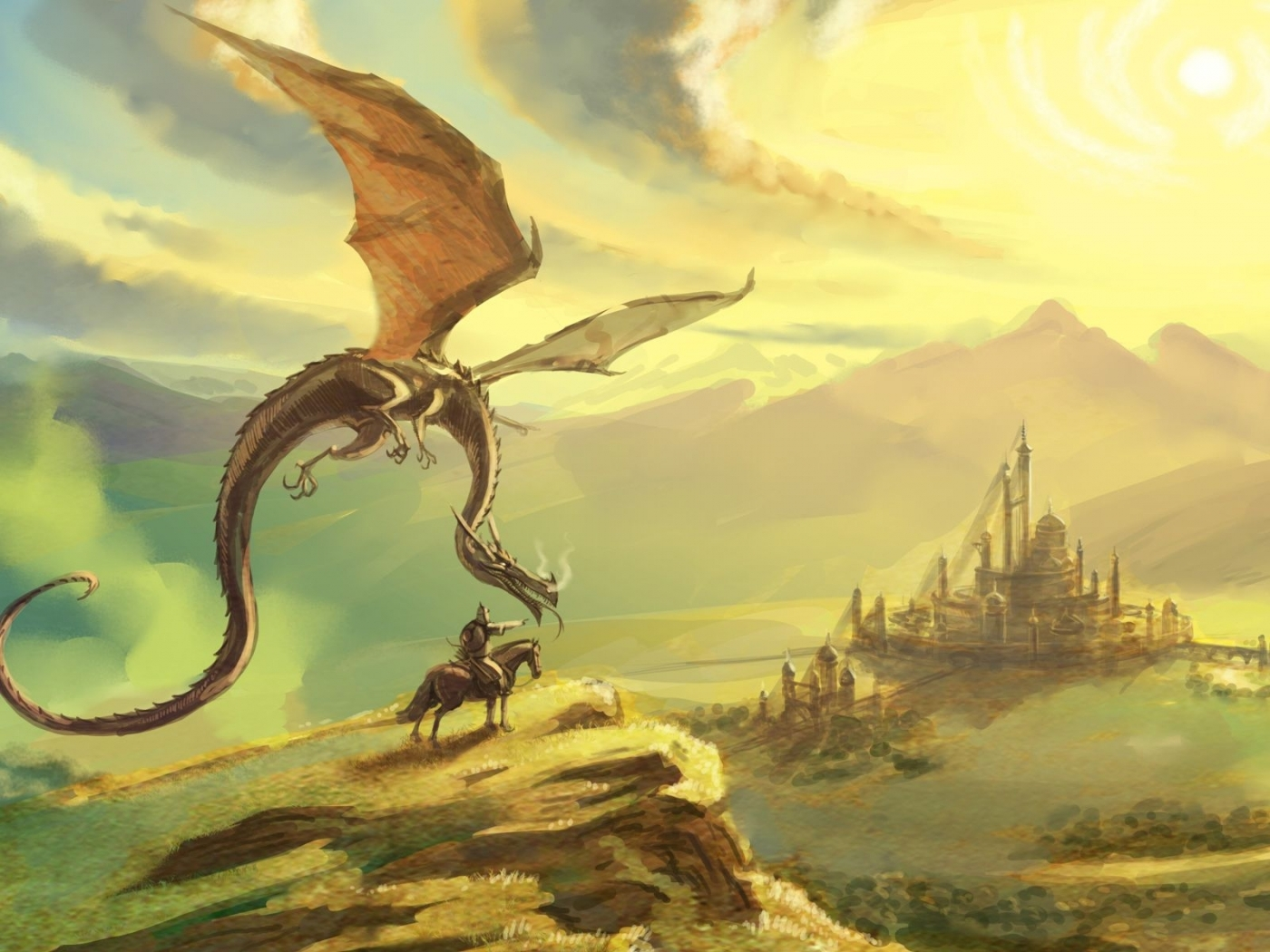 25418 Screensavers and Wallpapers Dragons for phone. Download Fantasy, Dragons pictures for free