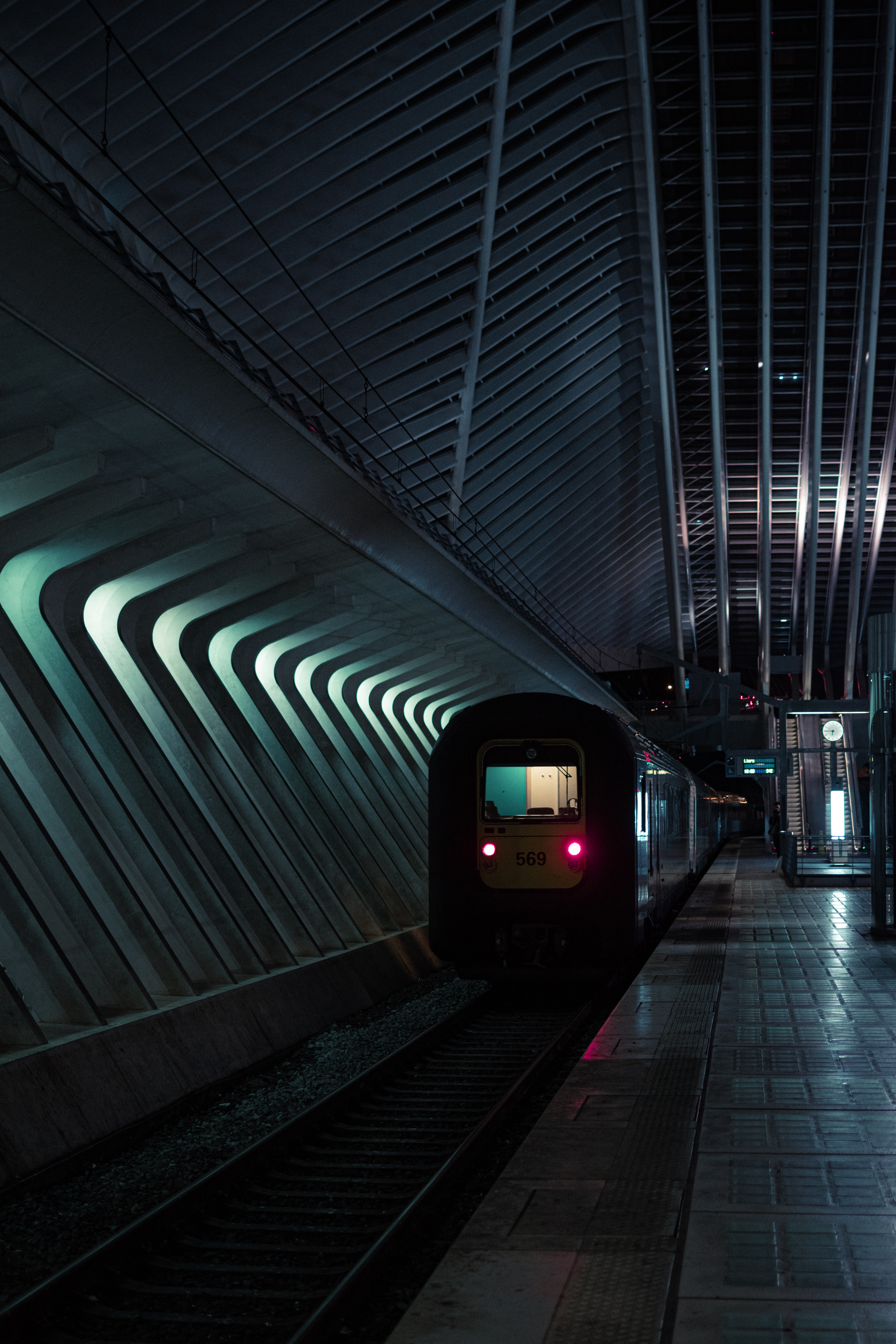 83329 Screensavers and Wallpapers Metro for phone. Download Dark, Car, Rails, Train, Metro, Subway, Railway Carriage pictures for free