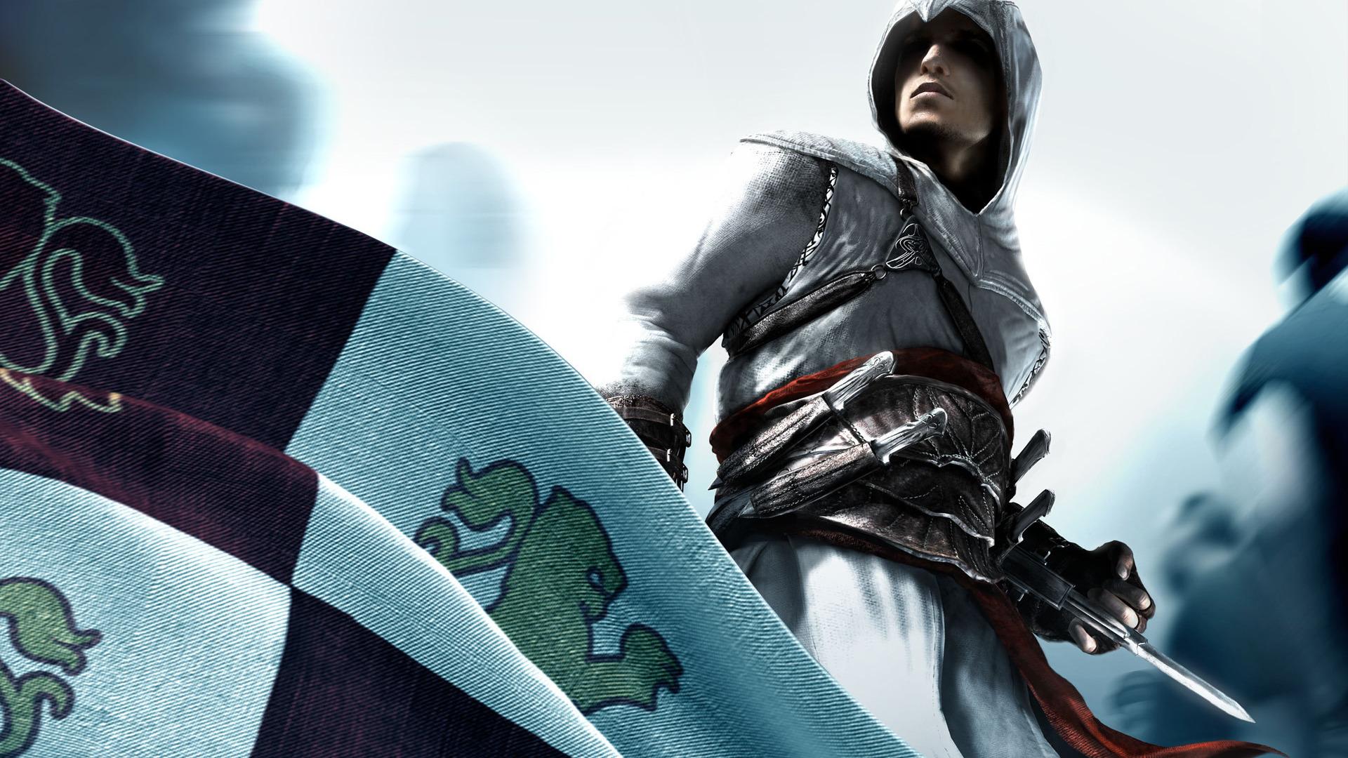 21213 Hintergrundbild herunterladen Spiele, Assassins Creed - Bildschirmschoner und Bilder kostenlos