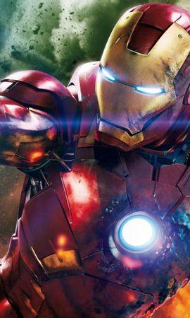 21717 скачать обои Кино, Железный Человек (Iron Man) - заставки и картинки бесплатно