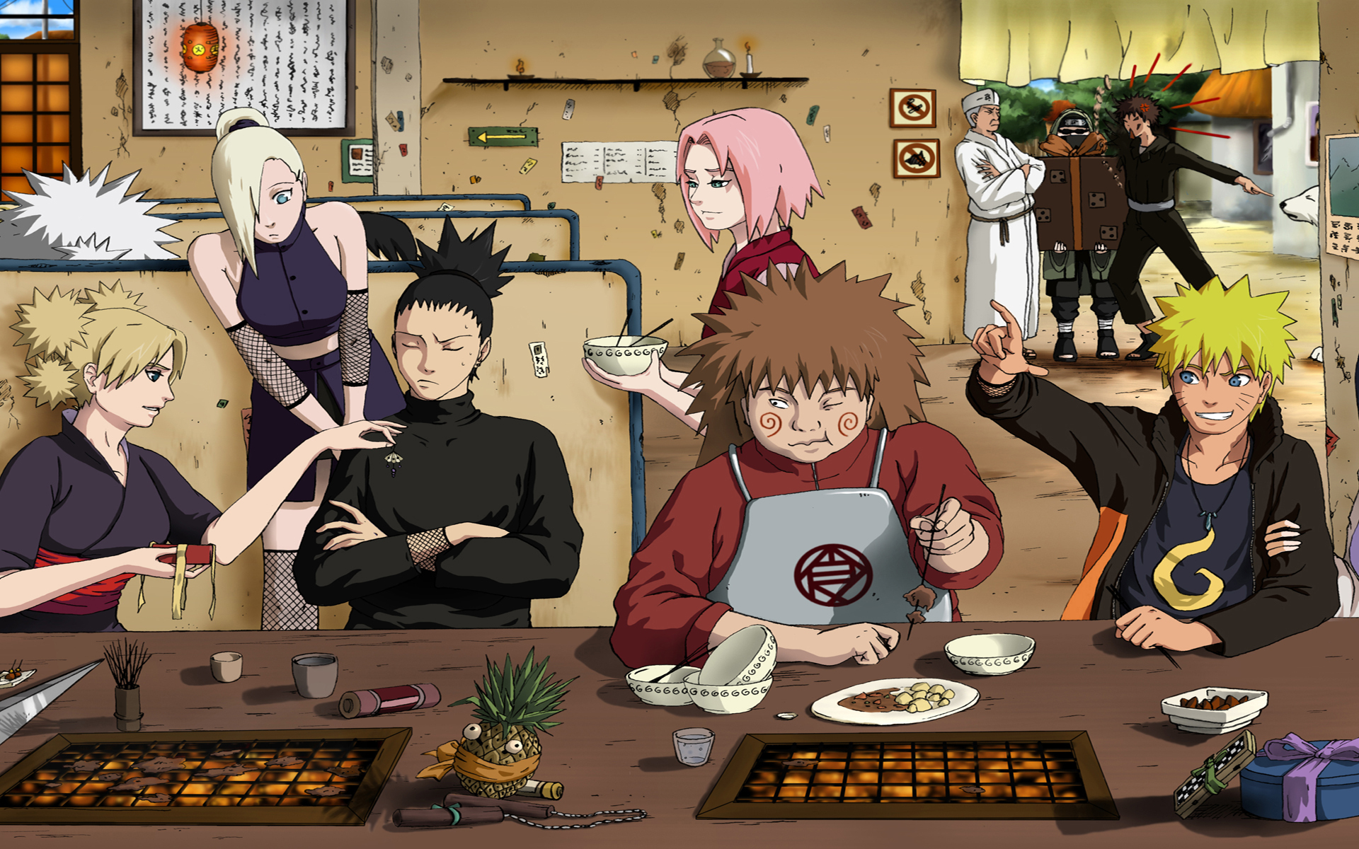 34953 download wallpaper Anime, Men, Naruto screensavers and pictures for free
