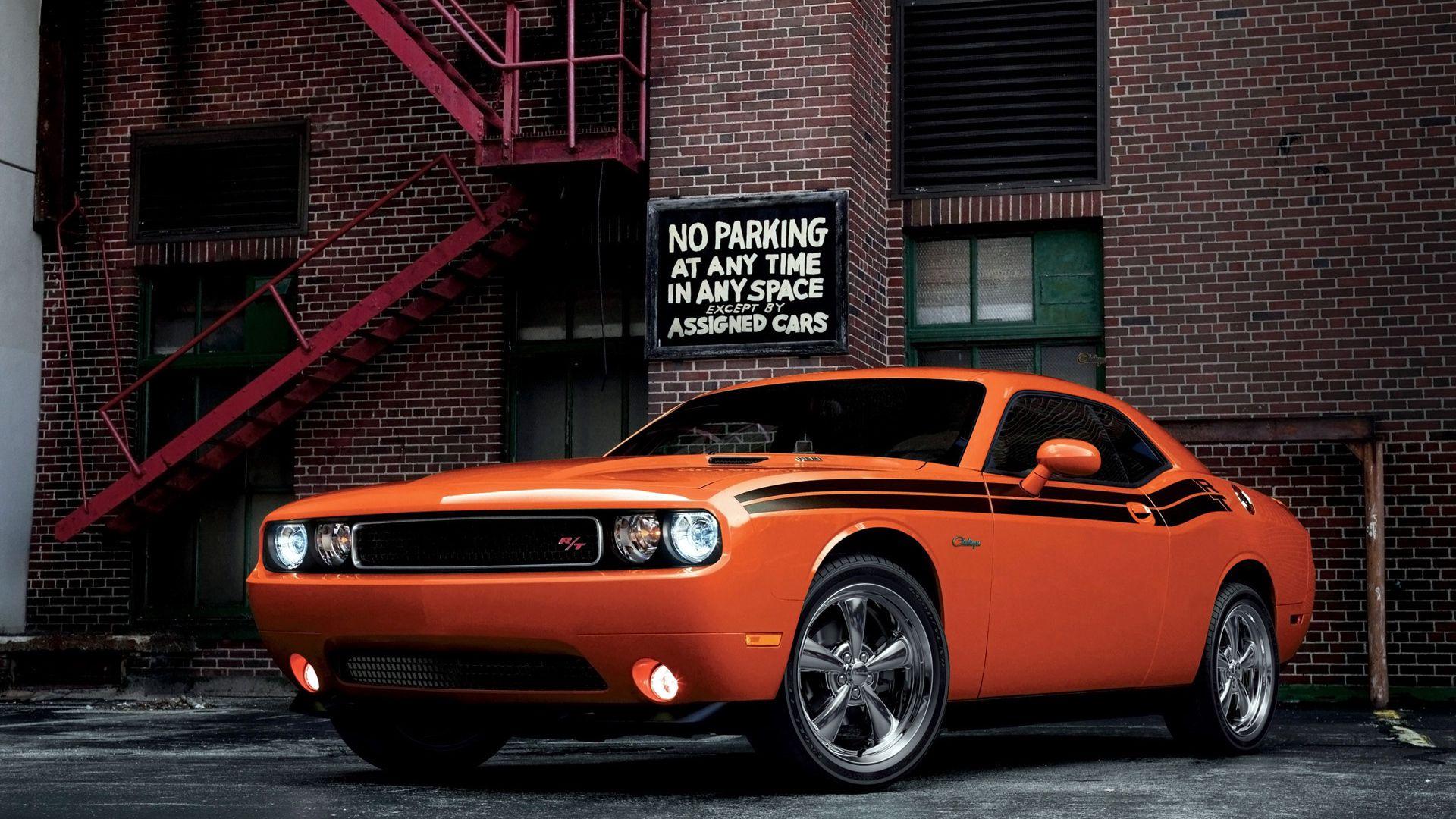 71646 descargar fondo de pantalla Coches, Dodge Challenger Rt, Automóvil: protectores de pantalla e imágenes gratis
