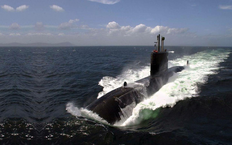 23652 скачать обои Транспорт, Корабли, Море, Оружие - заставки и картинки бесплатно